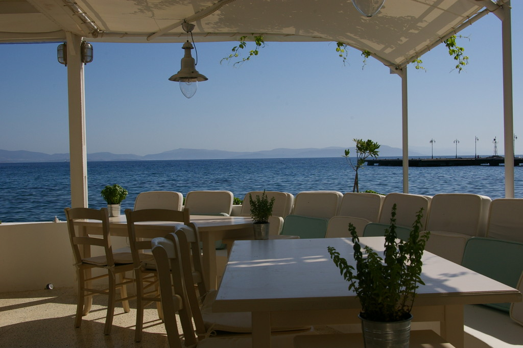 Restaurant Barbouni in Kos, Greece