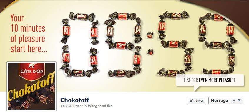Facebook Cover by Chokotoff