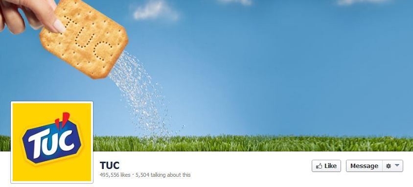 Facebook Cover by TUC