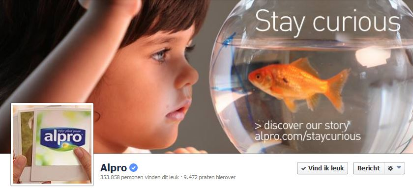 Alpro Facebook Cover