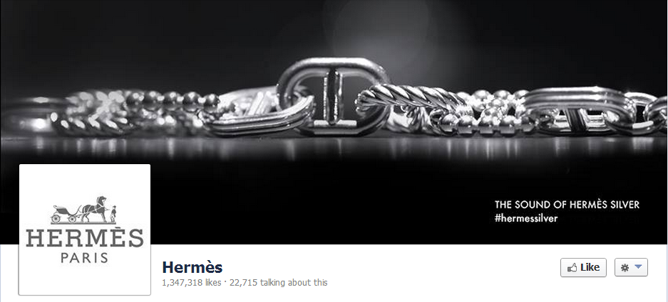 Hermès Facebook Cover