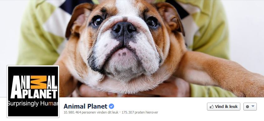 Animal Planet Facebook Cover