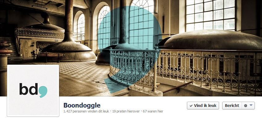 Boondoggle Facebook Cover