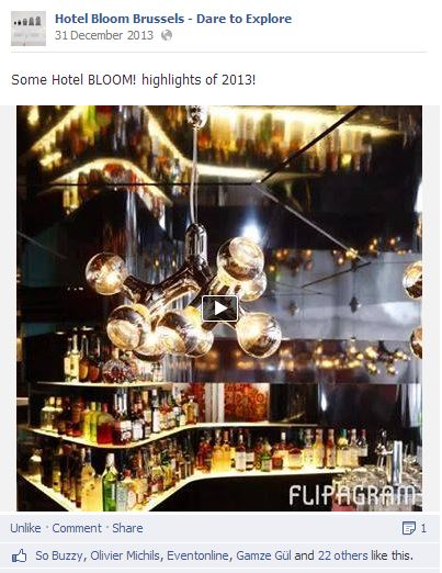 Hotel Bloom Flipagram 2013 overview